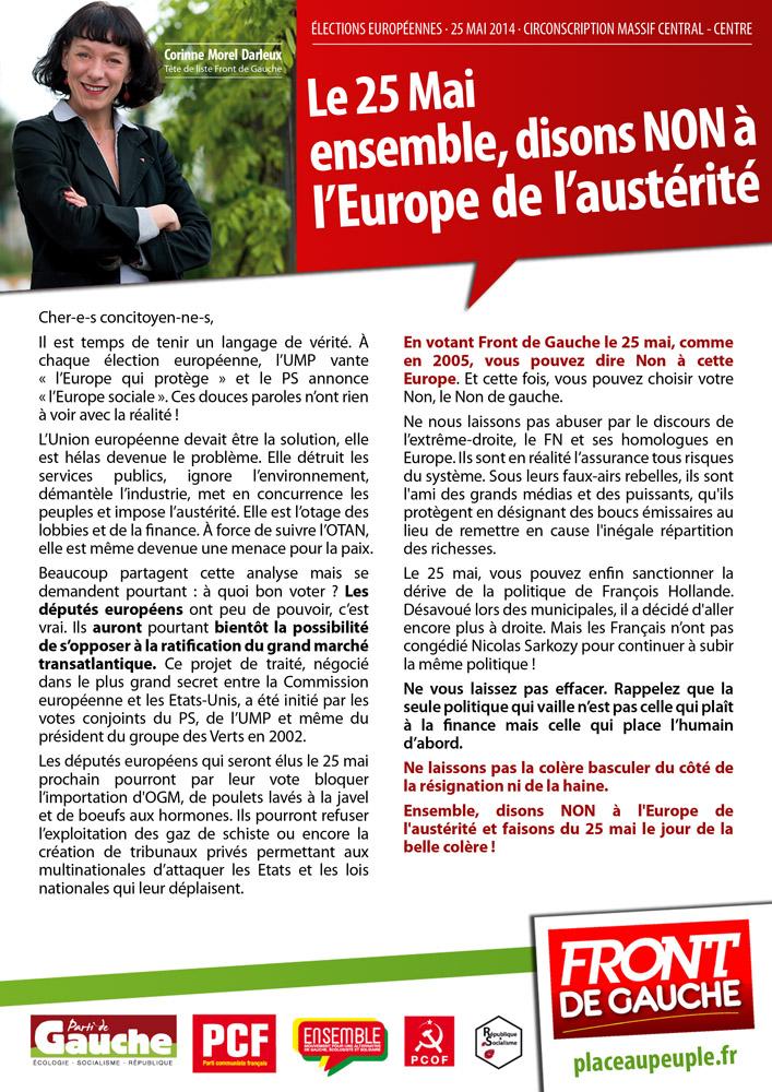 201 Lections Europ 233 Ennes Notre Quot Profession De Foi Quot Le